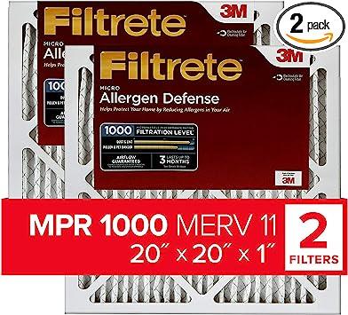 Filtrete MERV-11 Air Filters
