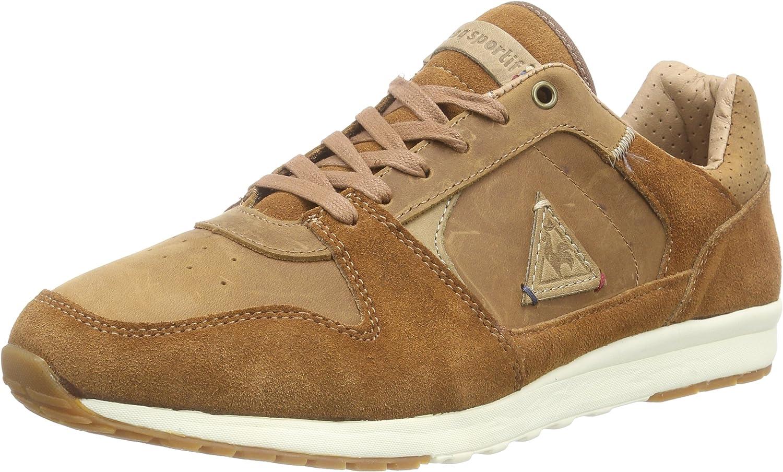 Le Coq Sportif Gaspar Leather Low-153, Men's Low-Top Sneakers