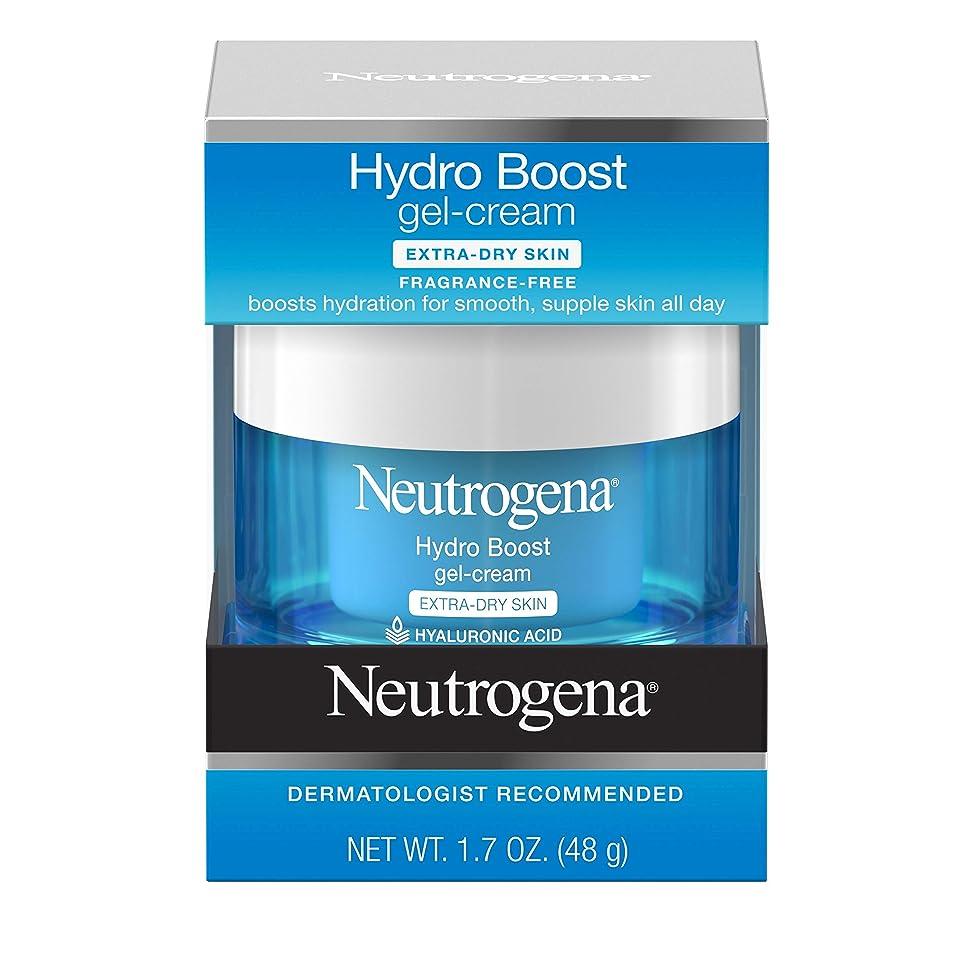 うめき恐れ告発者Neutrogena Hydro Boost Gel Cream, Extra Dry Skin, 1.7 Ounce  海外直送品?並行輸入品