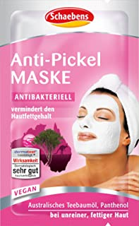 Schaebens Anti-Pickel Maske, 15er Pack 15 x 10 ml