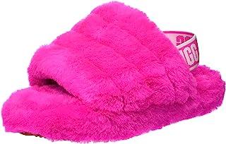 UGG Unisex-Child Fluff Yeah Slide Slipper