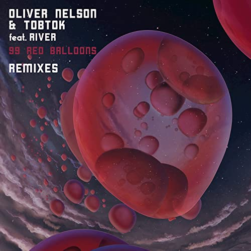 99 Red Balloons CID Remix Feat River By Oliver Nelson Tobtok On Amazon Music