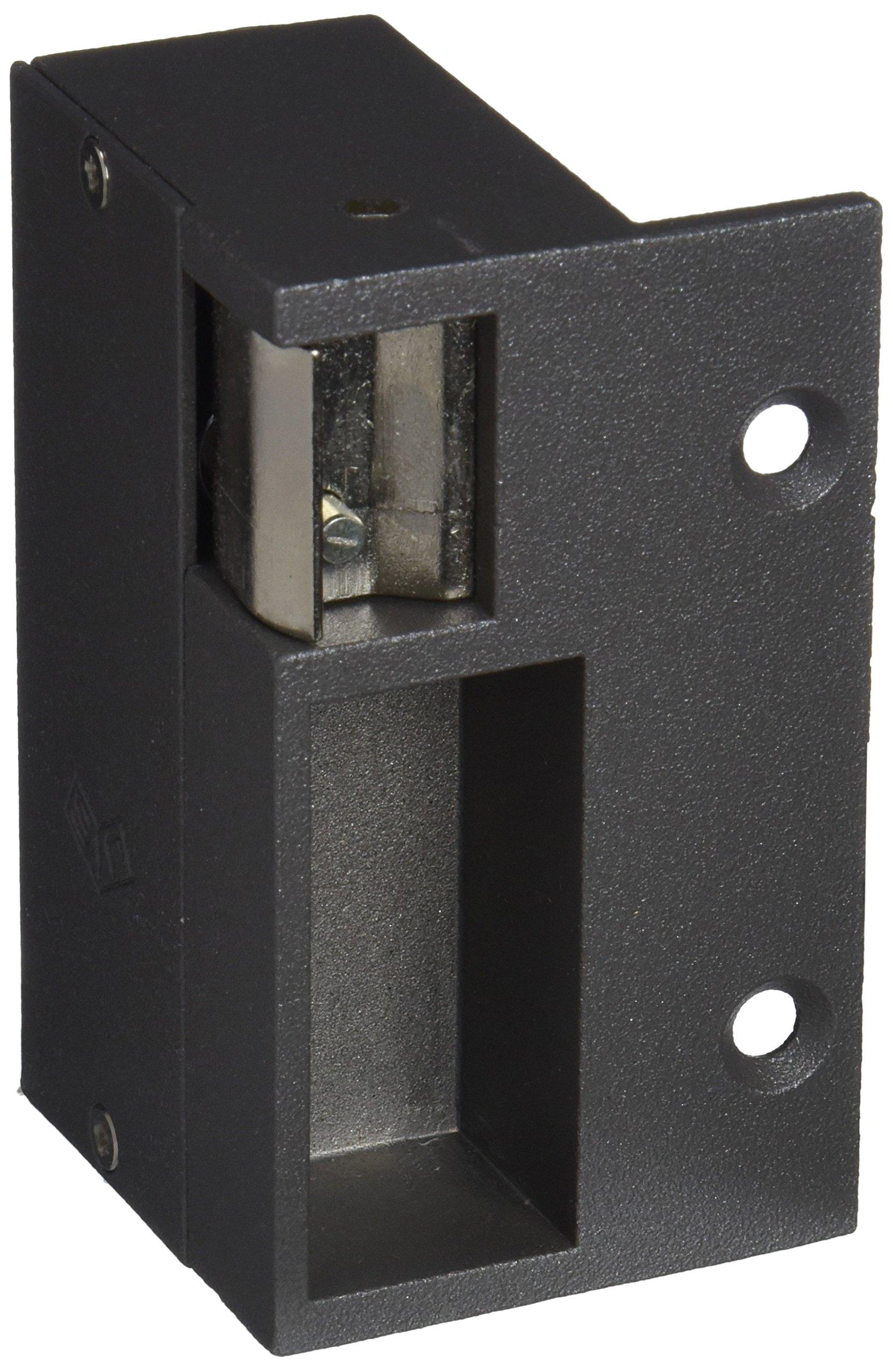 JIS 12 V 1035D - Cerradura izquierda sobreponer, color gris: Amazon.es: Bricolaje y herramientas