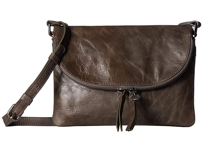 Lucky Brand  Yucca Small Crossbody (Steely) Cross Body Handbags