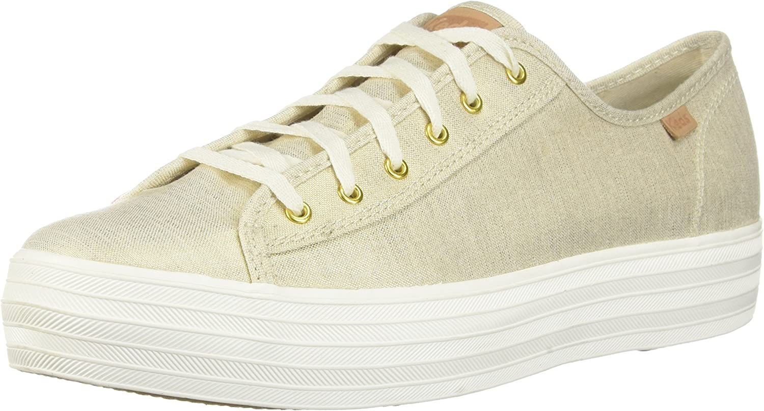 Keds Women's Triple Kick Tassel Sneakers