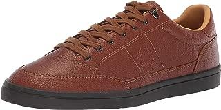 Fred Perry Men's Deuce Premium Leather Sneaker