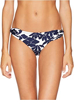 Bali Blossoms Twist Side Hipster Bottom