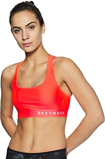 ad2bb0bf14b62 Under Armour Women's Armour Mid Crossback Sports Bra
