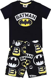 Pijama de Chicos, Color Negro Batman