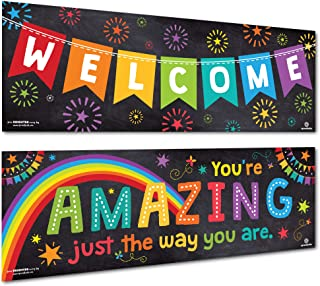 Best welcome banner classroom Reviews