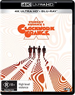 Clockwork Orange, A BD 4K UHD eSR