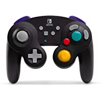 PowerA Wireless GameCube Style Controller for Nintendo Switch (Black)