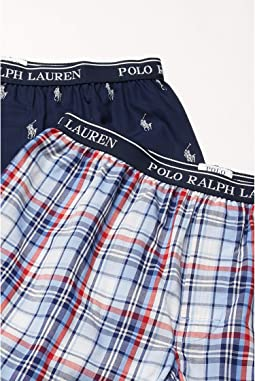 Cruise Navy/Nevis All Over Pony Player/Freeport Plaid