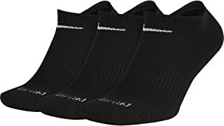 NIKE Performance Cushion No-Show Training Socks (3 Pairs)