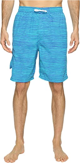 Micro Stripe Challenger Shorts