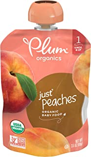 Best organic peach baby food Reviews
