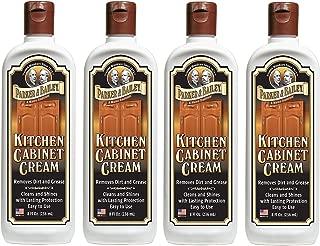 Parker & Bailey Kitchen Cabinet Cream 8oz, 4 PACK