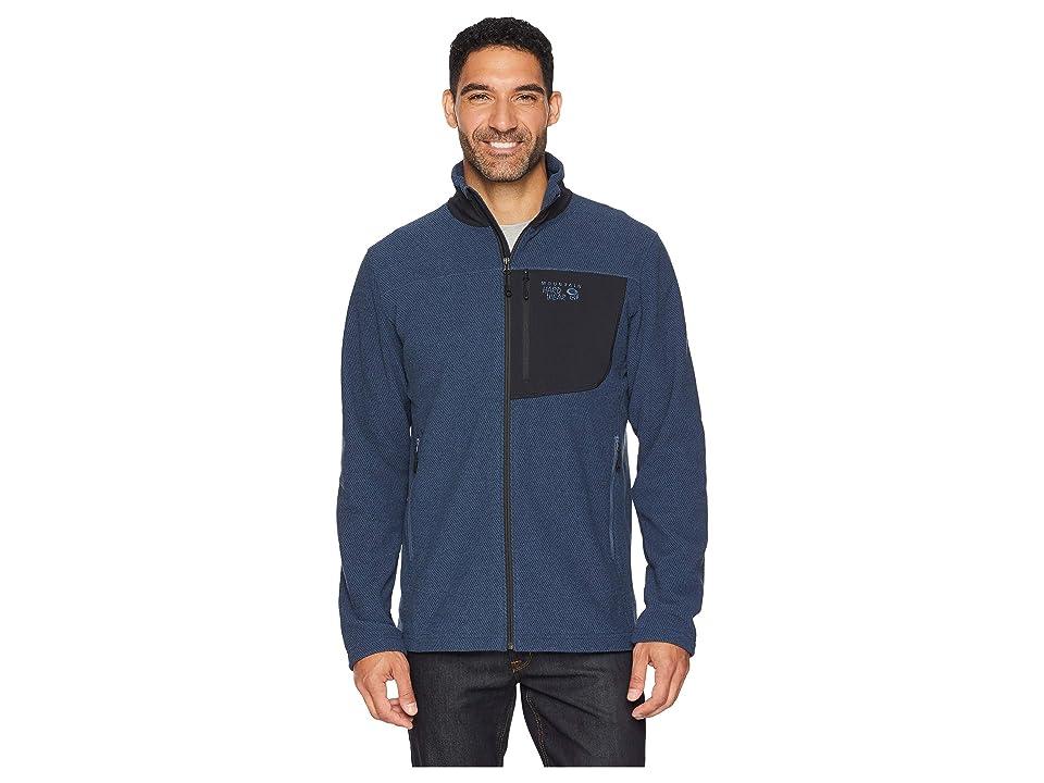 Mountain Hardwear Toasty Twill Jacket (Zinc) Men