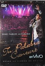 Juan Carlos Alvarado Tu Palabra Cantare Desde La Ciudad De Mexico