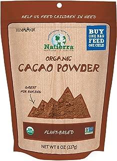NatierraHimalaniaOrganic Cacao Powder Pouch, 8 Oz