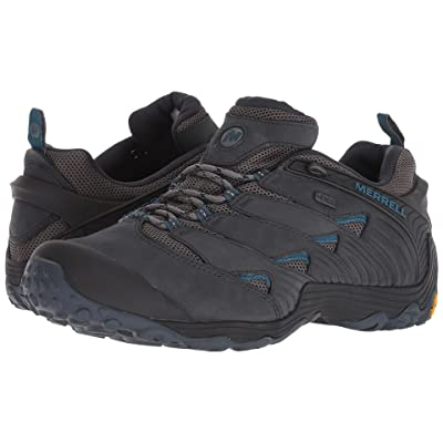 Merrell Cham 7 Waterproof (Navy) Men