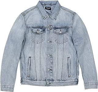 2019 New Spring Short Denim Jackets Men Casual Slim Male Fashion Jeans Outerwear