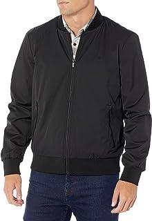 Calvin Klein mens Classic Bomber Jacket