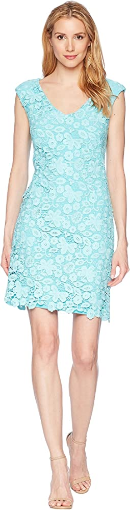 LAUREN Ralph Lauren - Heiress Floral - Montie Dress