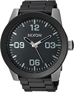 Nixon - The Corporal SS X The Brush Steel Collection