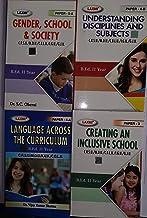 Understanding Disciplines And Subjects, Language Across The Curriculum, Creating an Inclusive School, Gender School & Soci...