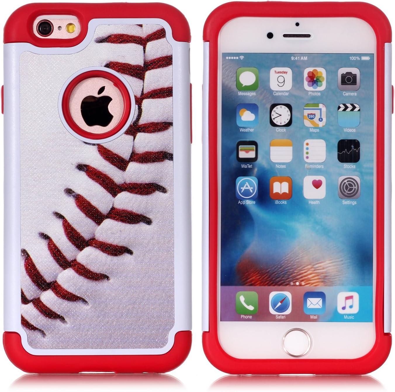 Sunshine - Tech iPhone 6S Case,iPhone 6 Case - Baseball Sports ...
