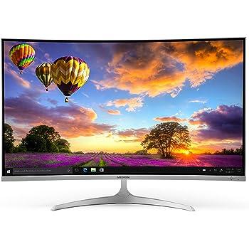 MEDION AKOYA X58455 - Monitor curvo con retroiluminación LED de 80.1 cm (31.5