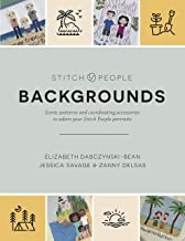 Stitch People Backgrounds