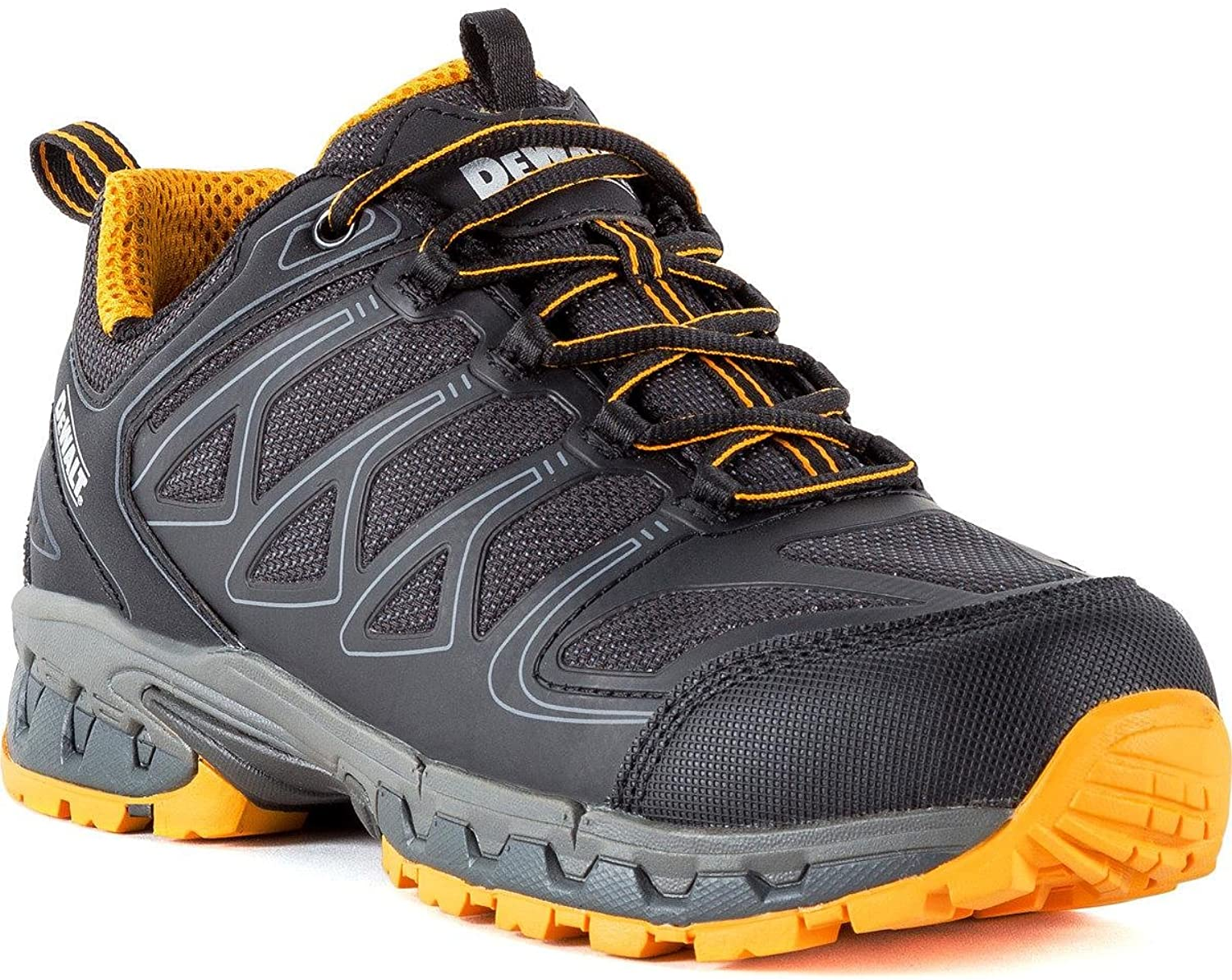 DEWALT Men's Bgoldn Aluminum Toe Work shoes, Style NO. DXWP10002