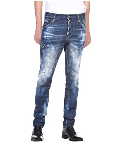 DSQUARED2 Cloudy Wash Sexy Mercury Jeans in Blue (Blue) Men