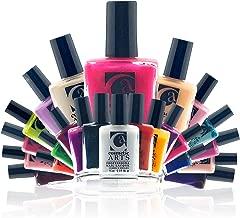Cosmetic Art 30-Piece Nail Polish Color Lacquer Set