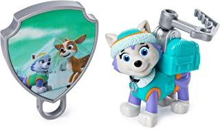 Paw Patrol - Action Pack Everest with Extendable Hook & Collectible Pup Badge
