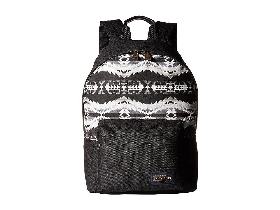 Pendleton Canopy Canvas Backpack (Hawkeye) Backpack Bags