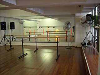 Ballet Barre - 3m Portable Timber Bar - STM Beau Barre - Freestanding Dance Stretch Bar - Made in Australia