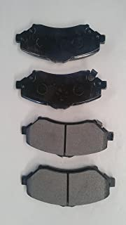Rear PROFORCE SMD1377 Semi Metallic Disc Brake Pads Set Both Left and Right