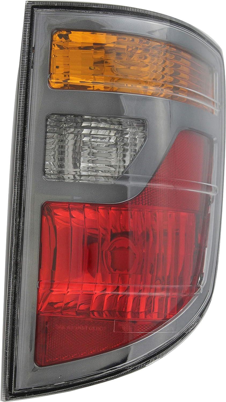 即納最大半額 JP 初売り Auto Outer Tail Light Compatible 2006 Ridgeline With Honda 20