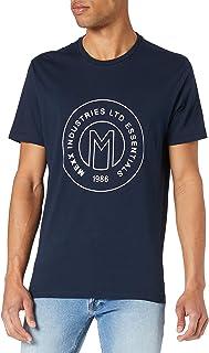 Mexx Big Logo Print T-Shirt Camiseta con Logotipo Grande. para Hombre
