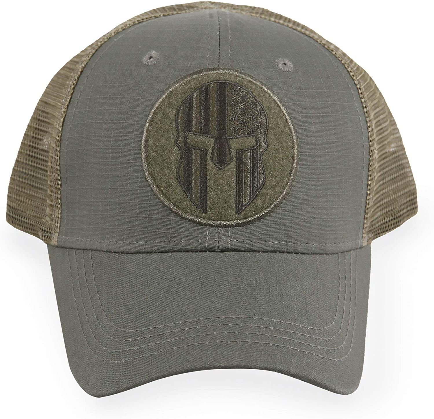 HIGHLAND TACTICAL Max 69% 2021 autumn and winter new OFF Spartan - Hat Trucker Mesh