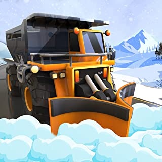 Heavy Snow Plow Excavator Simulator Game 2019
