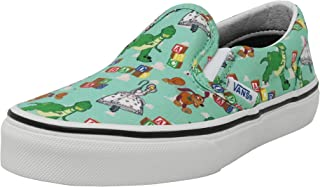 Vans Kids Classic Slip On Andys Toys Disney Pixar Toy Story Movies Shoes