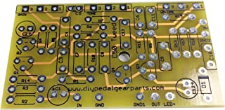 diypedalgearparts–PCB c50tweed Pedal Efecto Tweed Overdrive para Guitarra Eléctrica