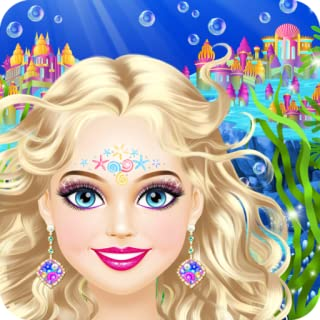 Magic Mermaid: Makeup y Dress Up Juegos para Niñas