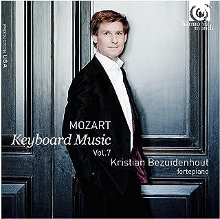 モーツァルト : 鍵盤楽器のための作品集 VOL.7 Mozart : Keyboard Music Vol.7 / Kristian Bezuidenhout fortepiano  輸入盤  日本語帯・解説付