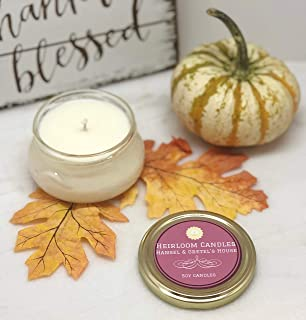 Hansel & Gretel's House Holiday Spice Scented Soy Candle - Handmade, 6oz