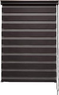 トーソー ロールスクリーン チョコレート 60X150 調光機能・チェーン式 30000009